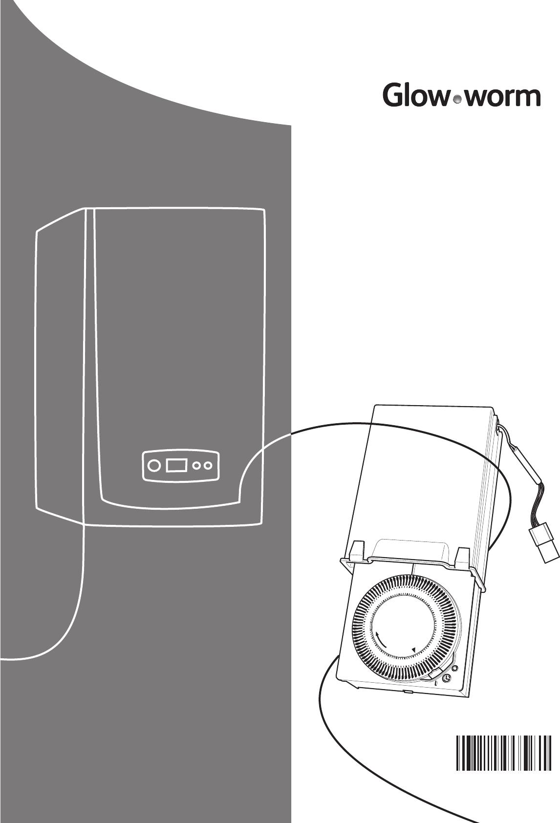 0020136593 Glowworm flexcom analog timer manual