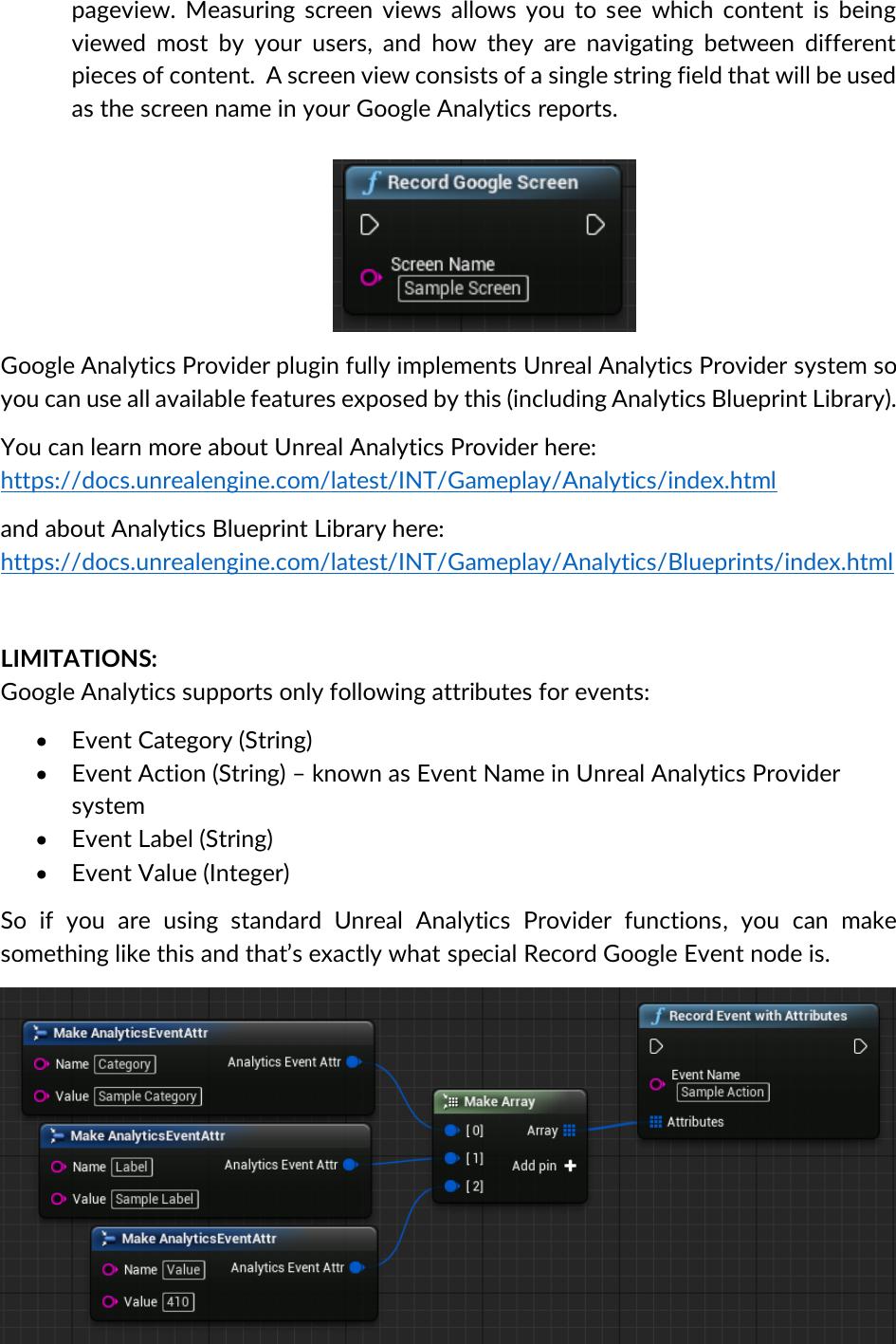 Google Analytics User Guide