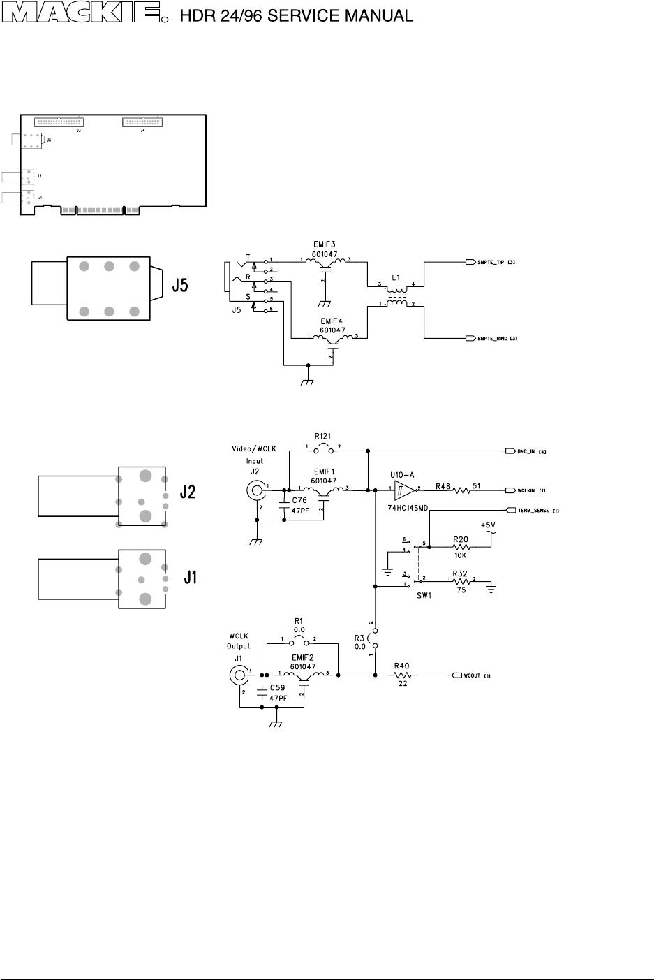 Hdrsmp65 Hdrsm Led Audio Vu Meter Circuit Electronic Diagram Schematic 18