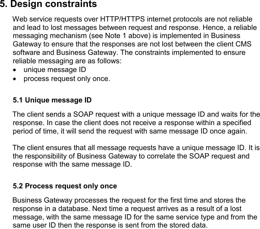 HM Land Registry Business Gateway Developer Guide V1 4