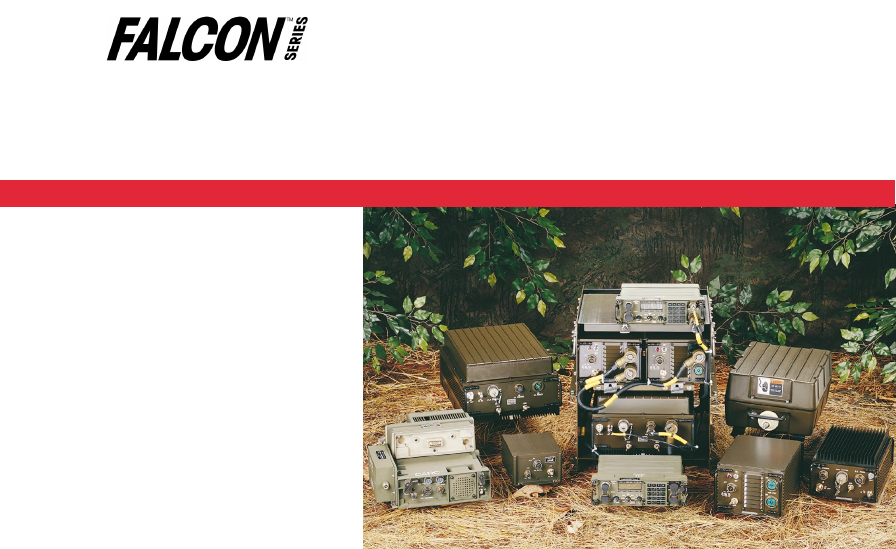 PDF Harris Falcon II RF 5000 HF Long Range Tactical Radio