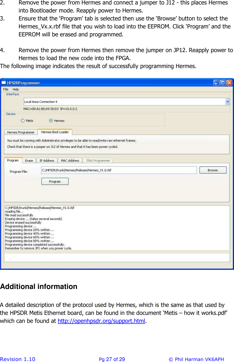 Hermes_User_Manual_V1 10 Hermes User Manual V1 10