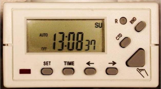 Chevron digital timer ew32 user manual