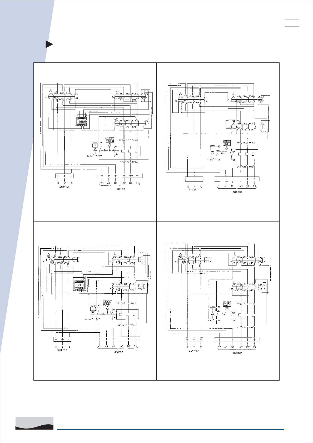 Installation Ing Troublesho Side By Msd2356aea Installation Ing Troubleshooting Starters Overload Relays