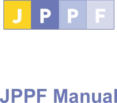 JPPF User Guide