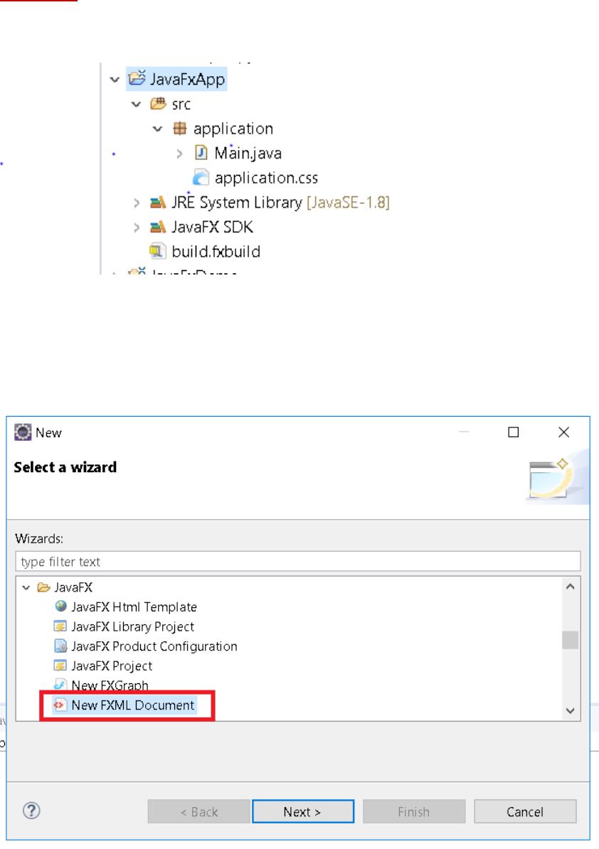 Java Fx Scene Builder Set Up Guide