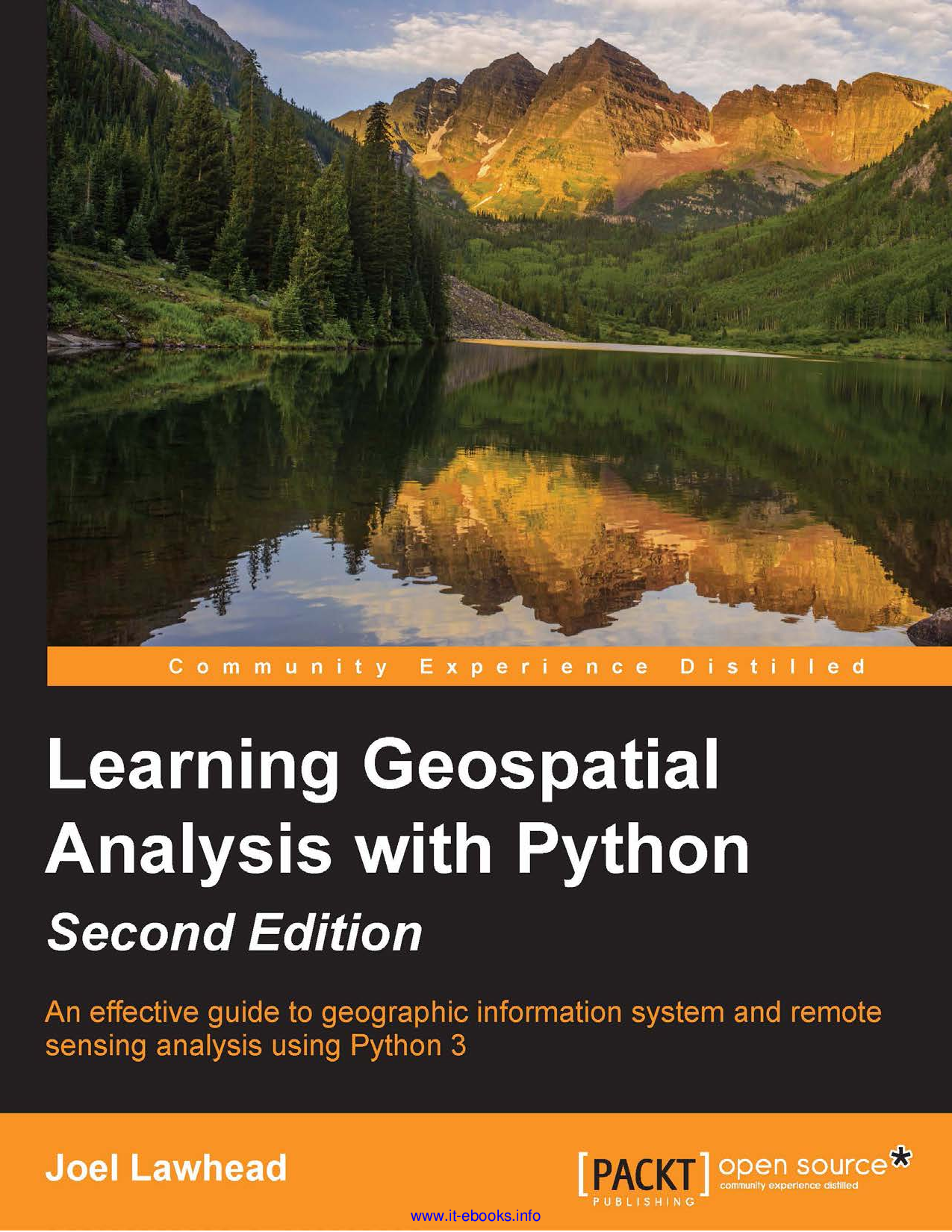 Joel Lawhead Learning Geospatial Analysis With Python, 2nd