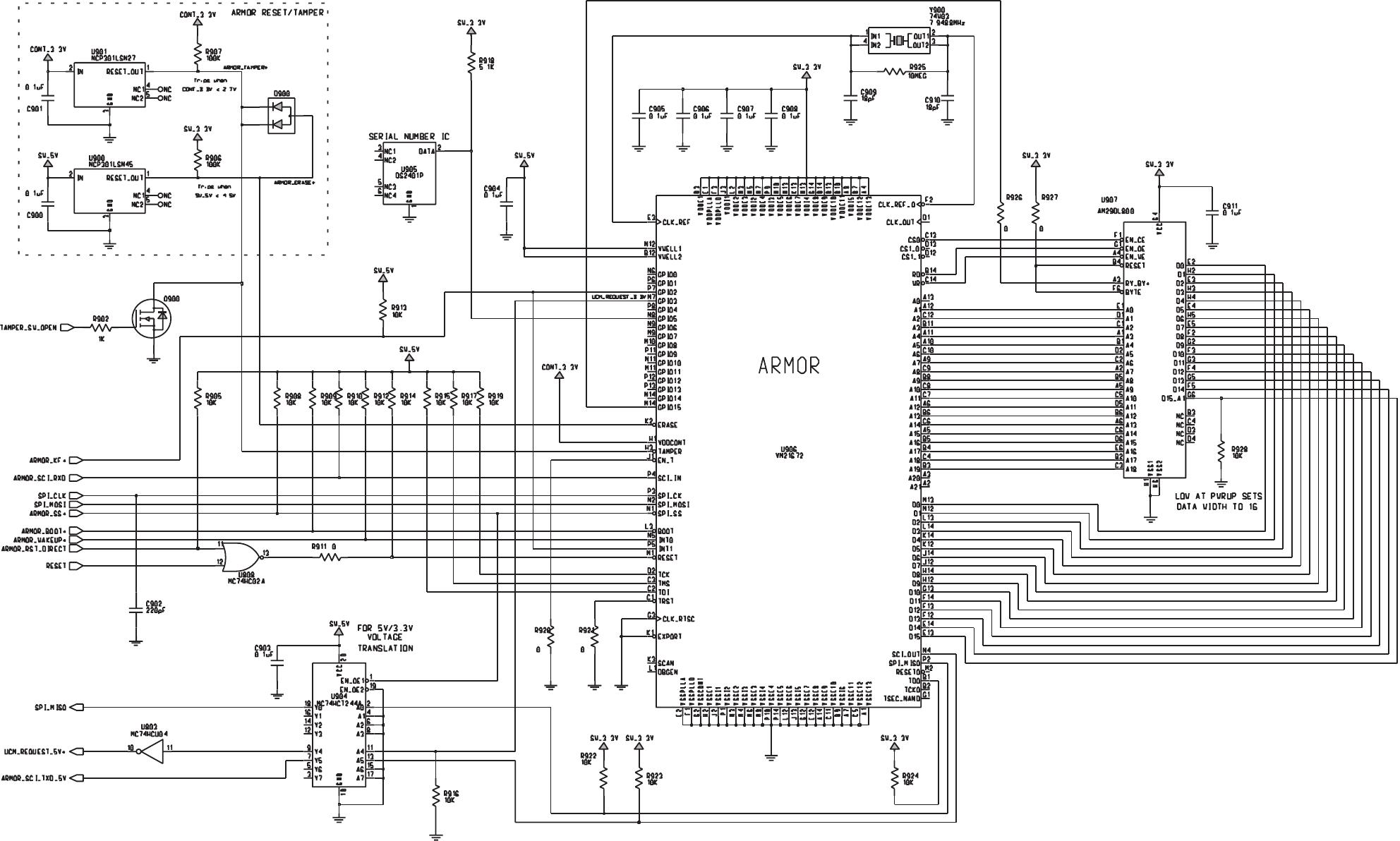 6880802e55 Kvl3000 Plus Service Manual O Keysecure 3b Wiring Diagram February 2004 5 13