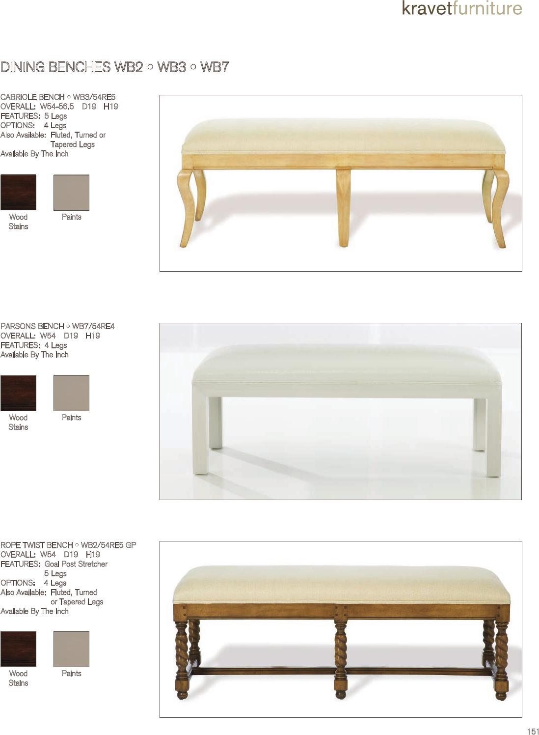 Brilliant Kravet Dining Bench Tearsheet Ibusinesslaw Wood Chair Design Ideas Ibusinesslaworg