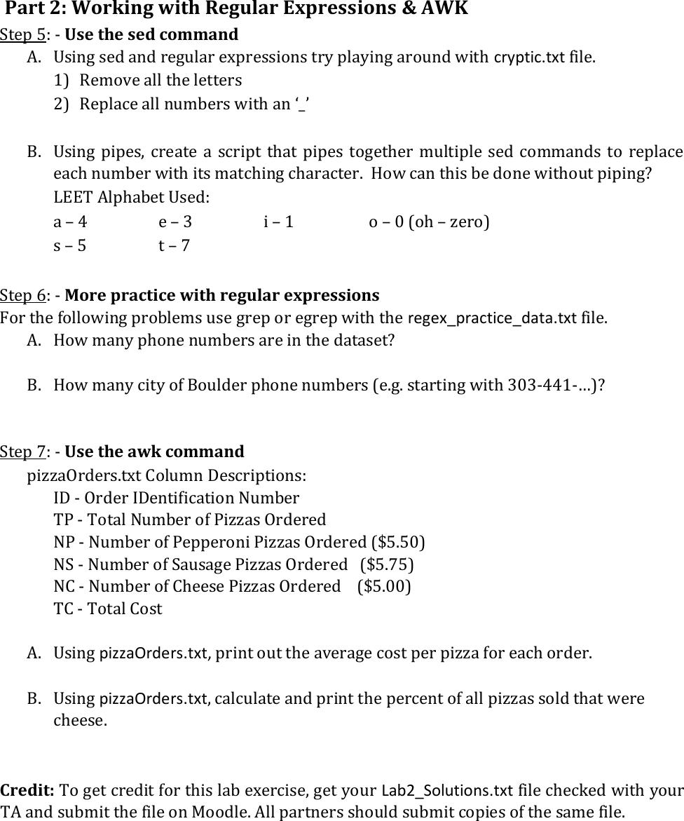 L2 Instructions