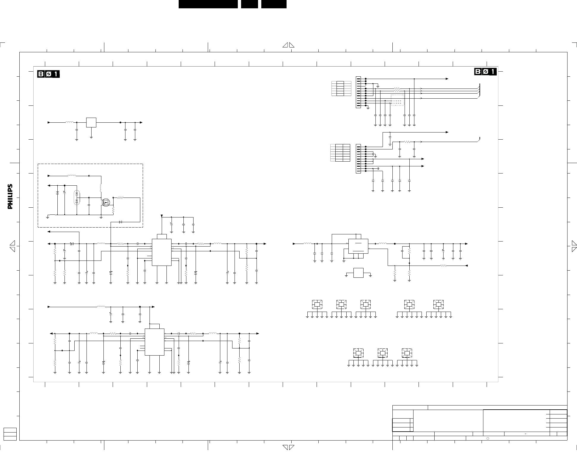 Lc92l La 3122 785 18700 100701 42pfl5604d 78 Lc92lla Ih 606 Wiring Diagram Circuit Diagrams And Pwb Layouts En 57lc92l 10