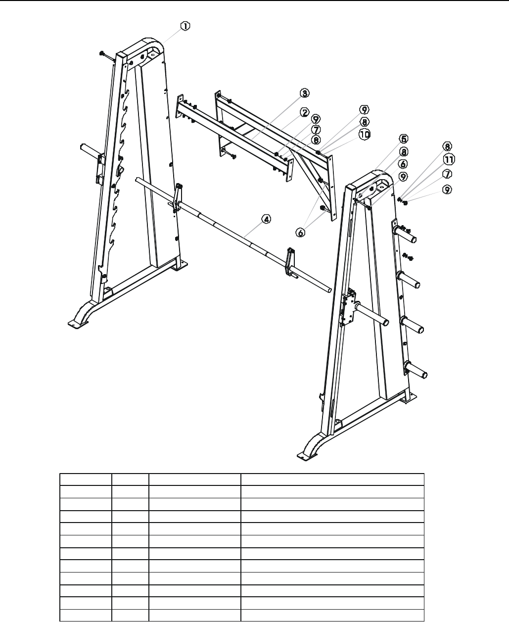 Pl06 Smith Machine Life Fitness Pl06smith Parts Diagram