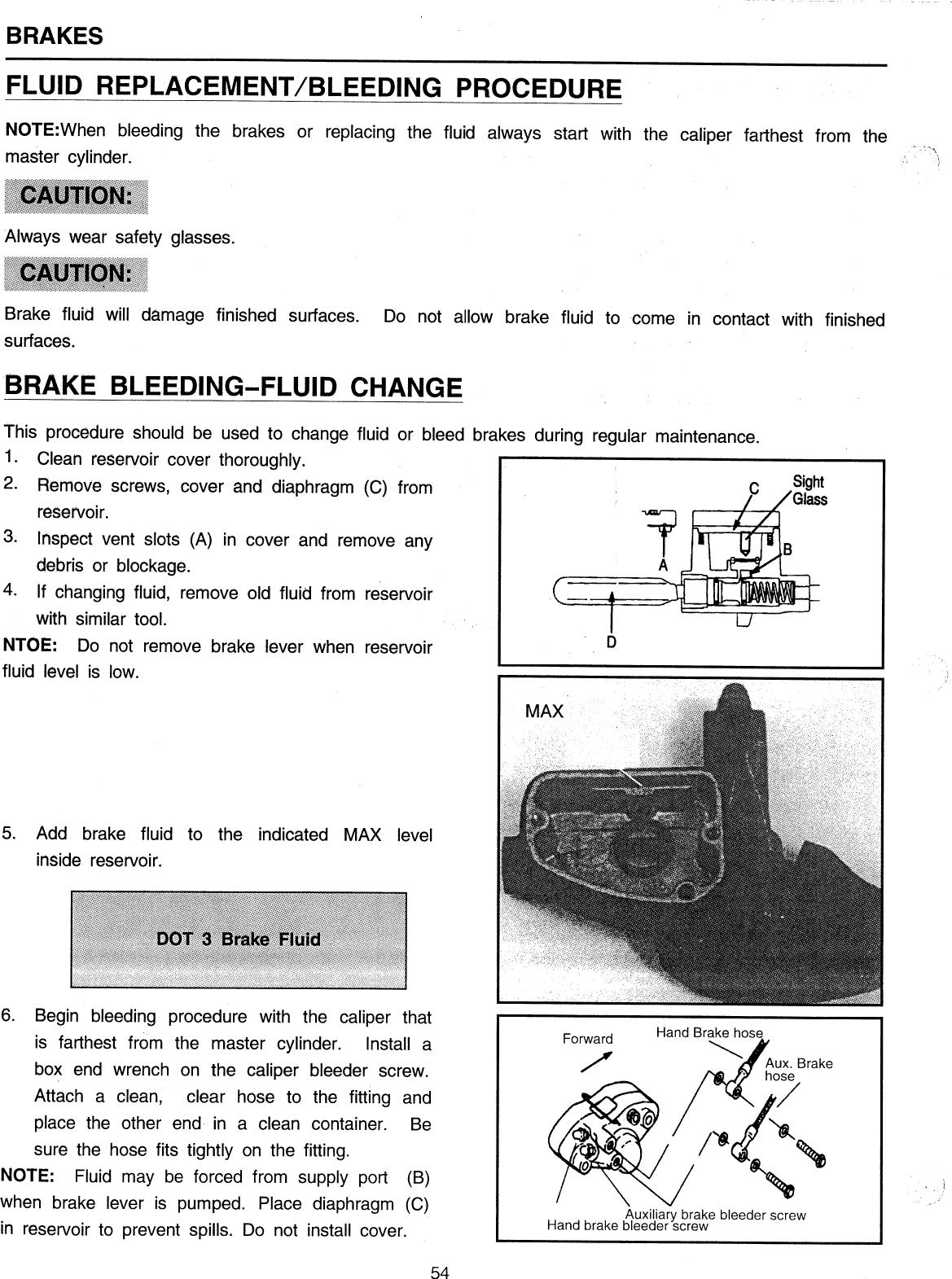 Linhai ATV Service Manual