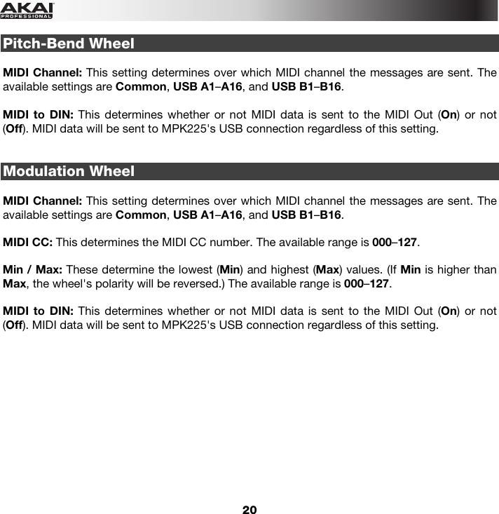MPK225 User Guide MPK225%20 %20User%20Guide%20 %20v1 0