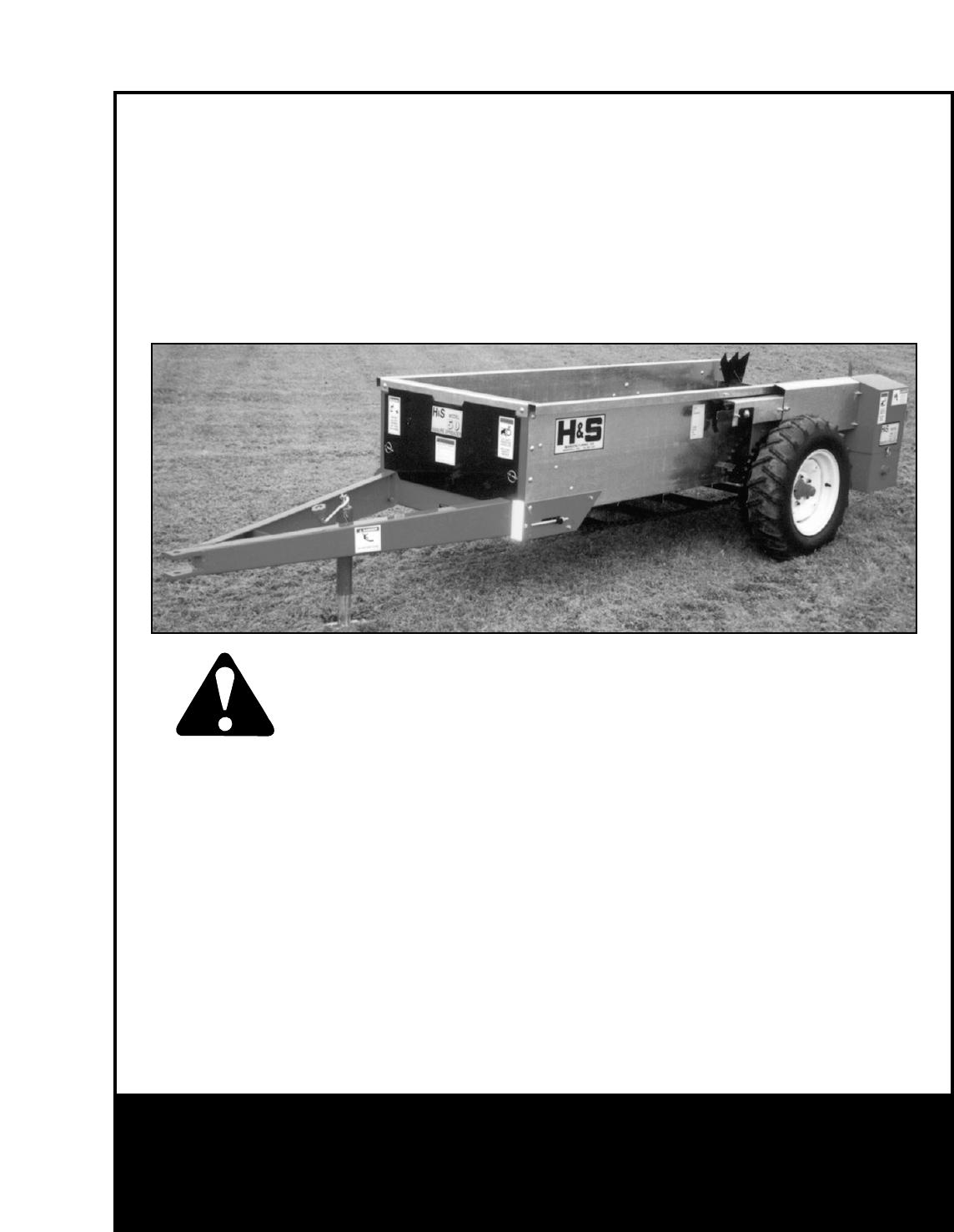 26 H U0026s Manure Spreader Parts Diagram