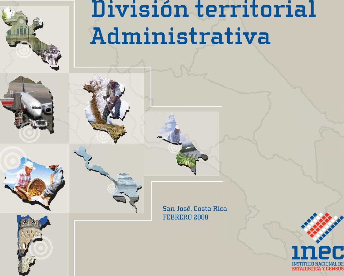 División Territorial Manual DTA