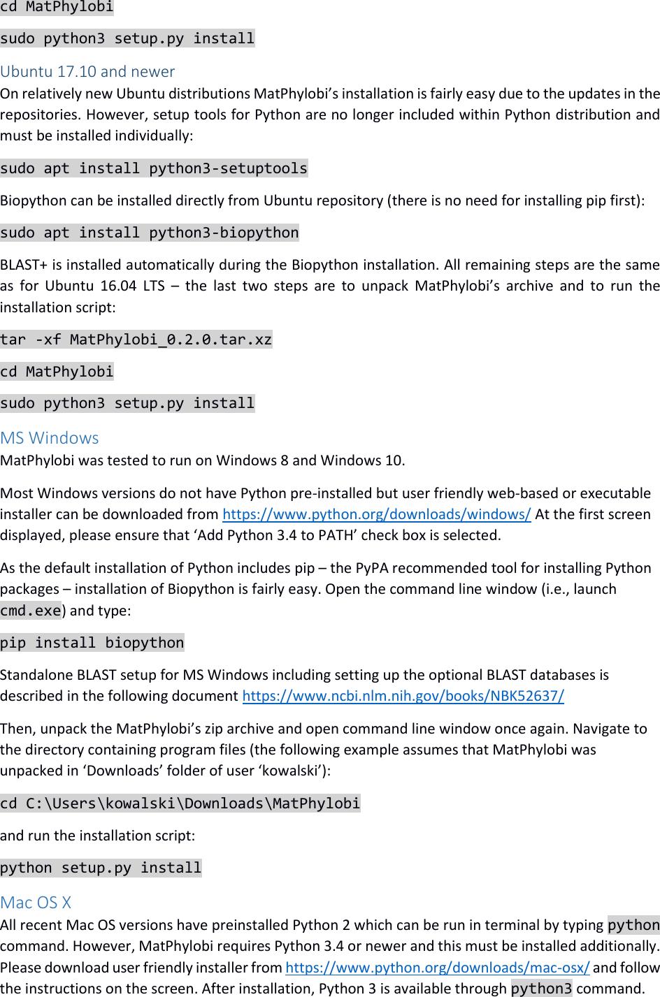 Mat Phylobi 0 2 0 Manual