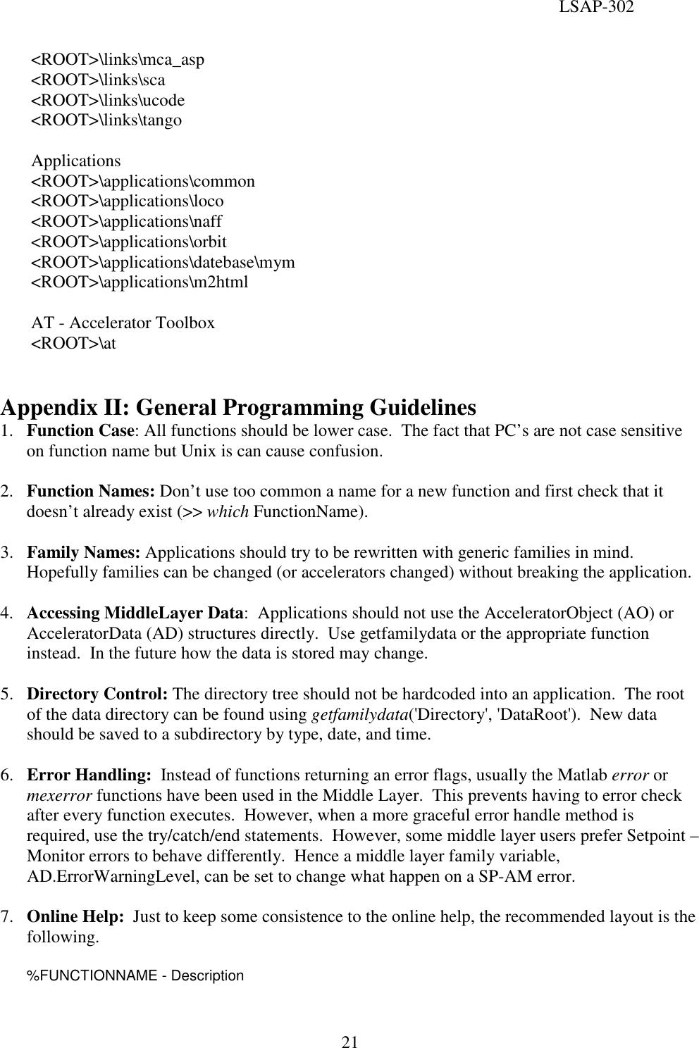 MatlabMiddleLayerManual Matlab Middle Layer Manual