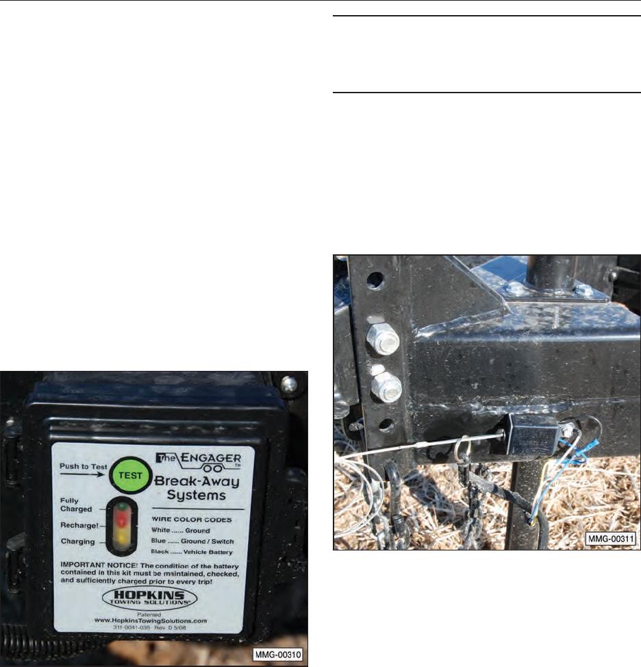 2016 Meridian 400sld Bulk Seed Tender Operators Manual Operator Panel Pump Wiring Control Diagram 00310 53