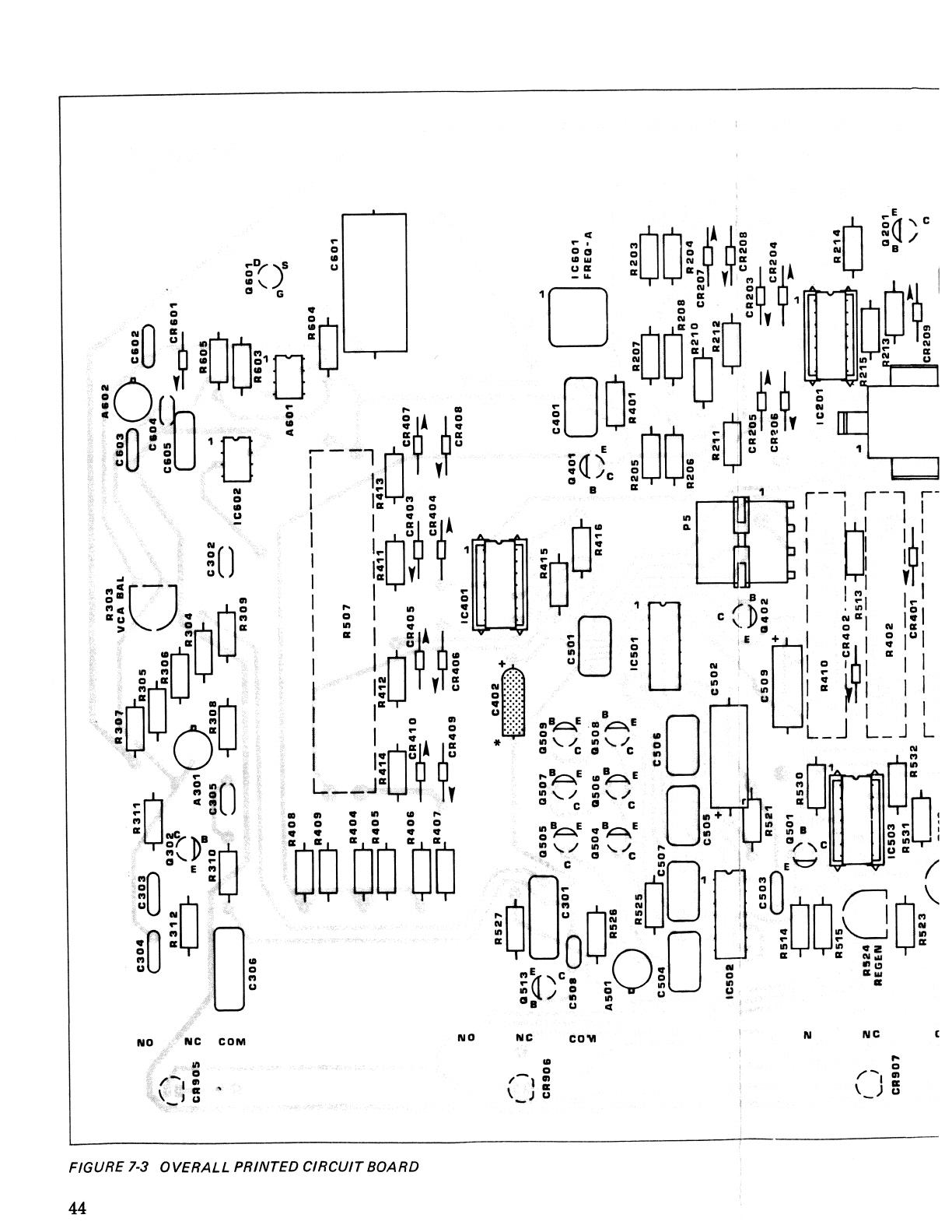 Moog Taurus Schematics 2 | Wiring Diagram