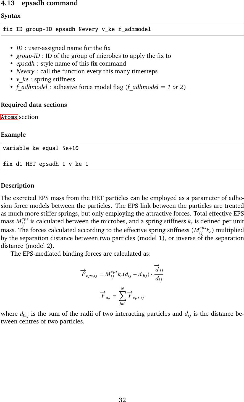 NUFEB User Manual