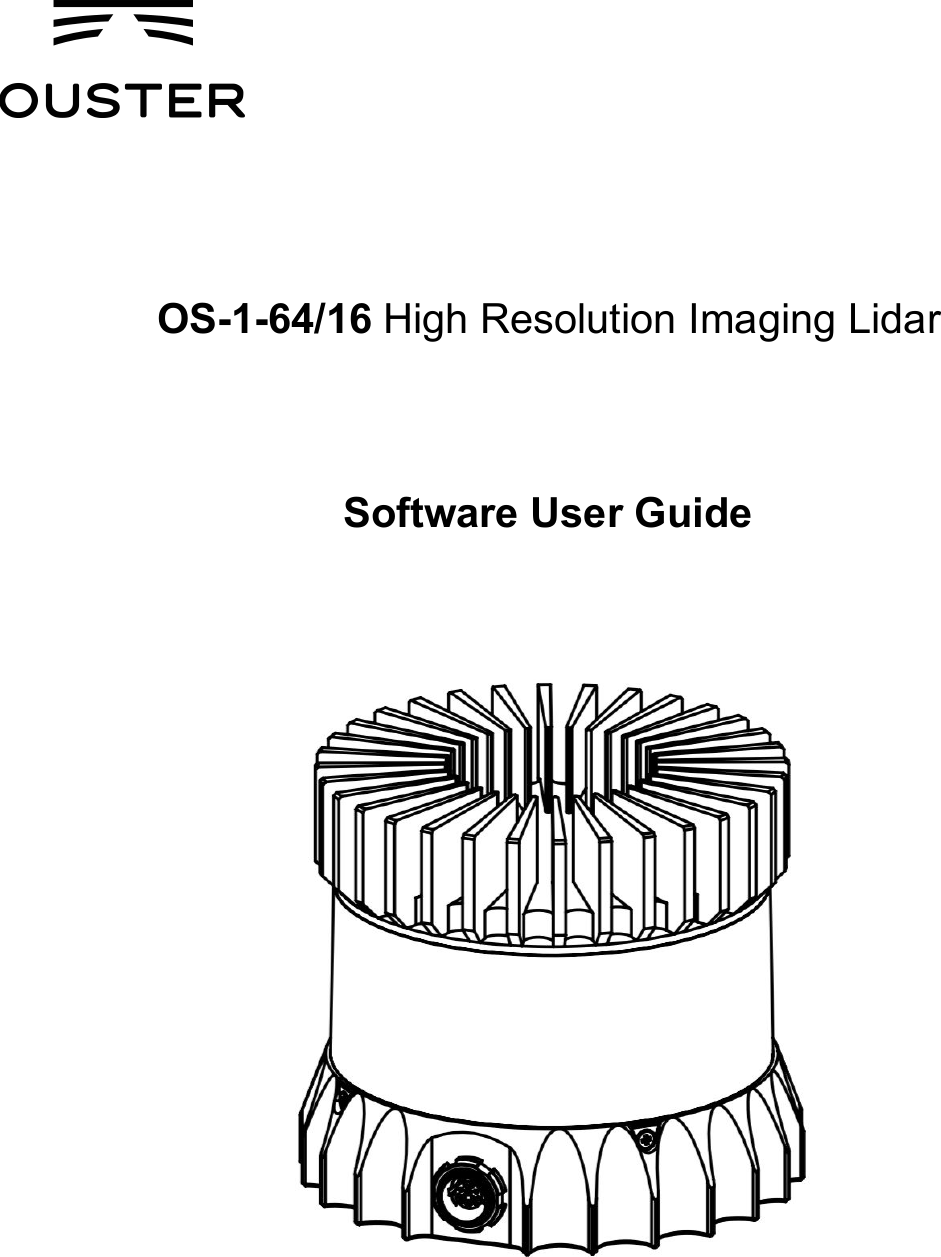 OS 1 User Guide Software
