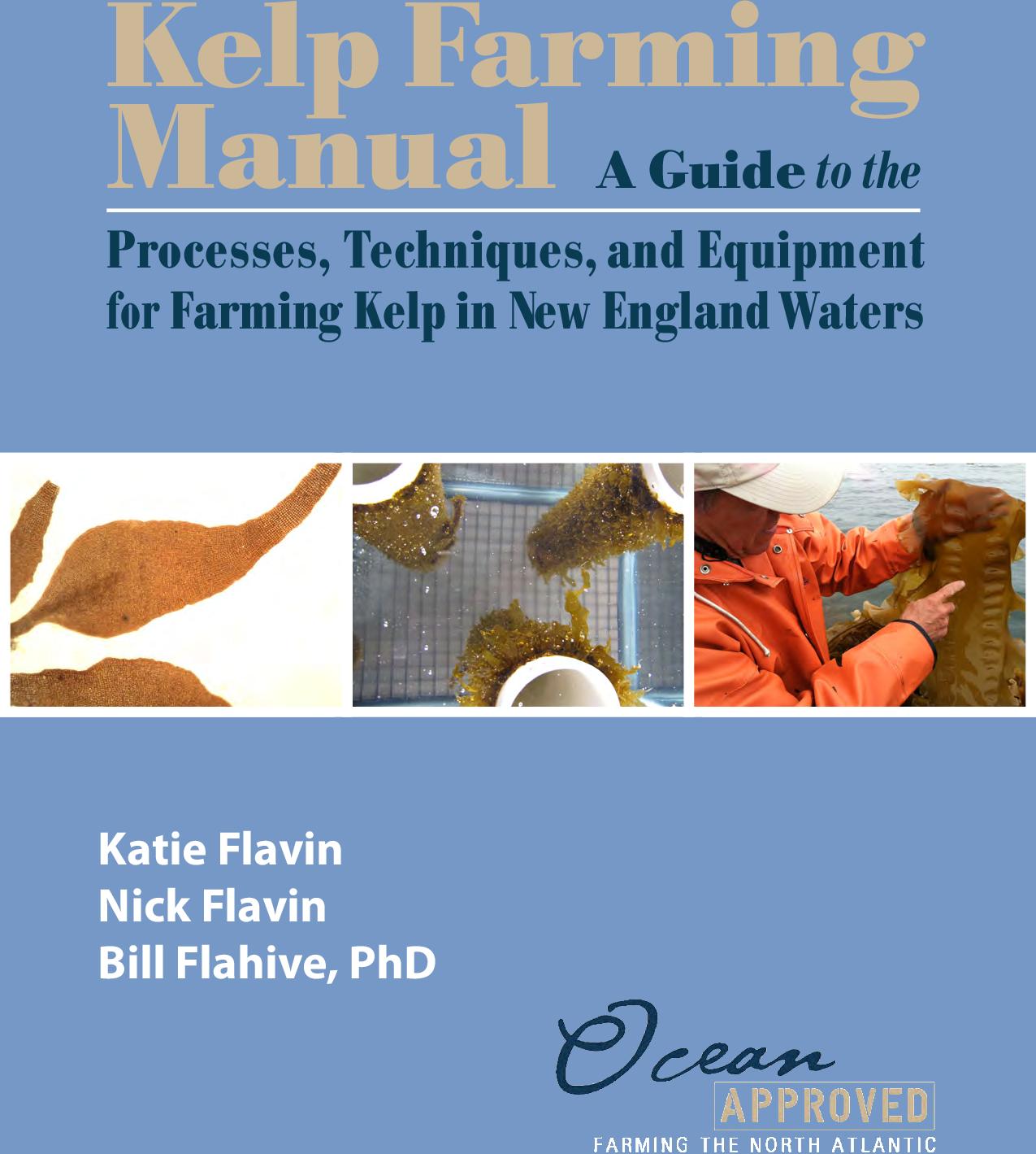 Parts Of Kelp Manual Guide