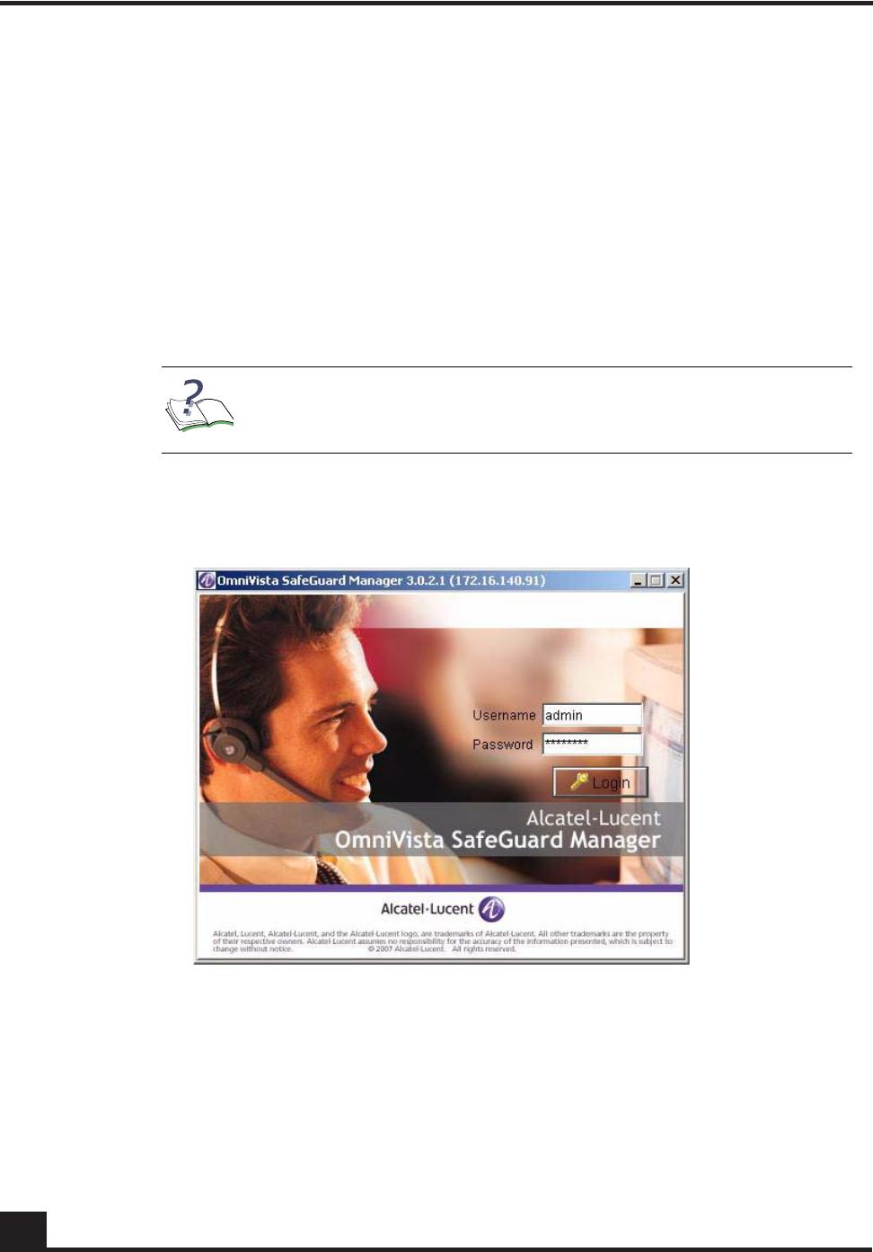 OmniVista SafeGuard Manager Administration Guide Omni Vista Safe