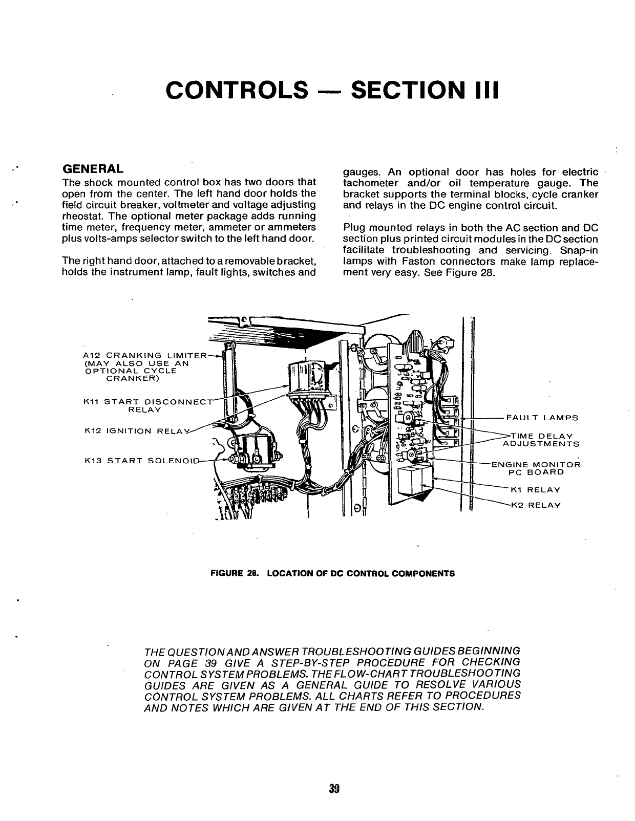 Onan Ur Generator Manual Pub 900 0150 Water Sensor Alarm Alarmcontrol Controlcircuit Circuit Diagram Controls