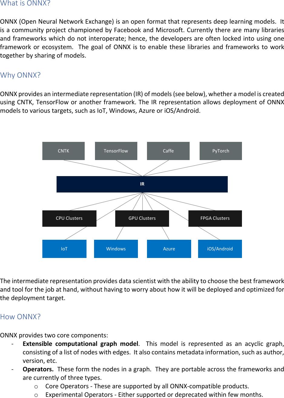 Opencv Onnx