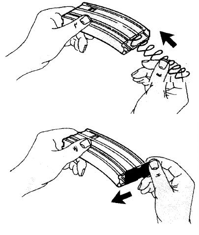 Rifle Scope Nomenclature Diagram
