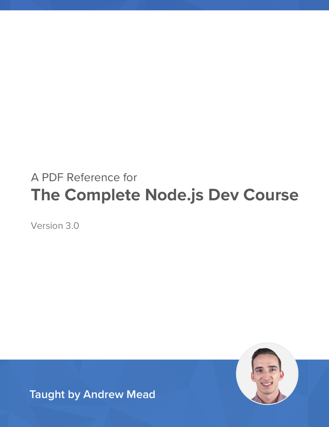 PDF Guide Node Andrew Mead v3
