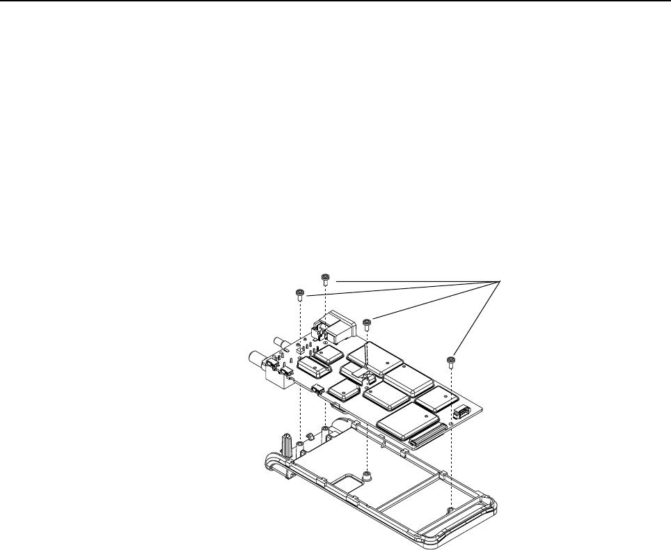 Pro3150 Portable Radios Detailed Service Manual Pro Seriespro3150
