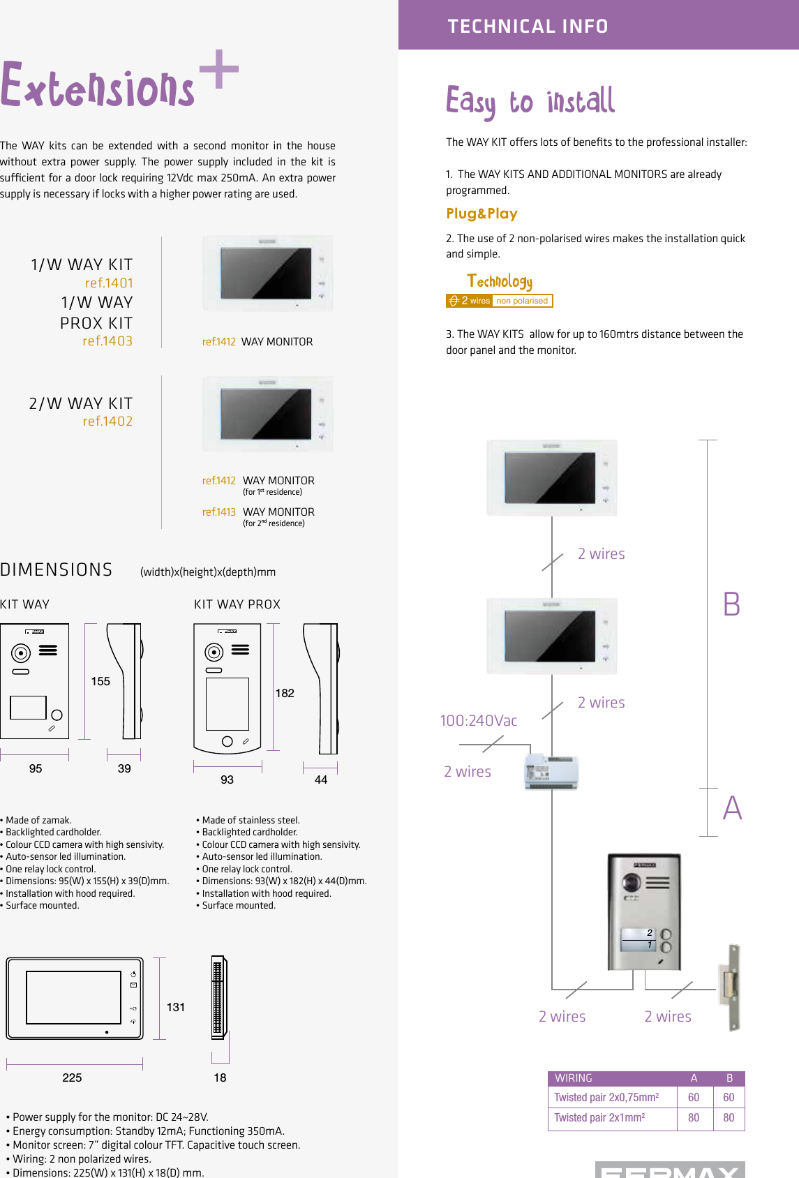 Pu01355 Way Kits 2 Wire Proximity Sensor Wiring Diagram Page 7 Of 8