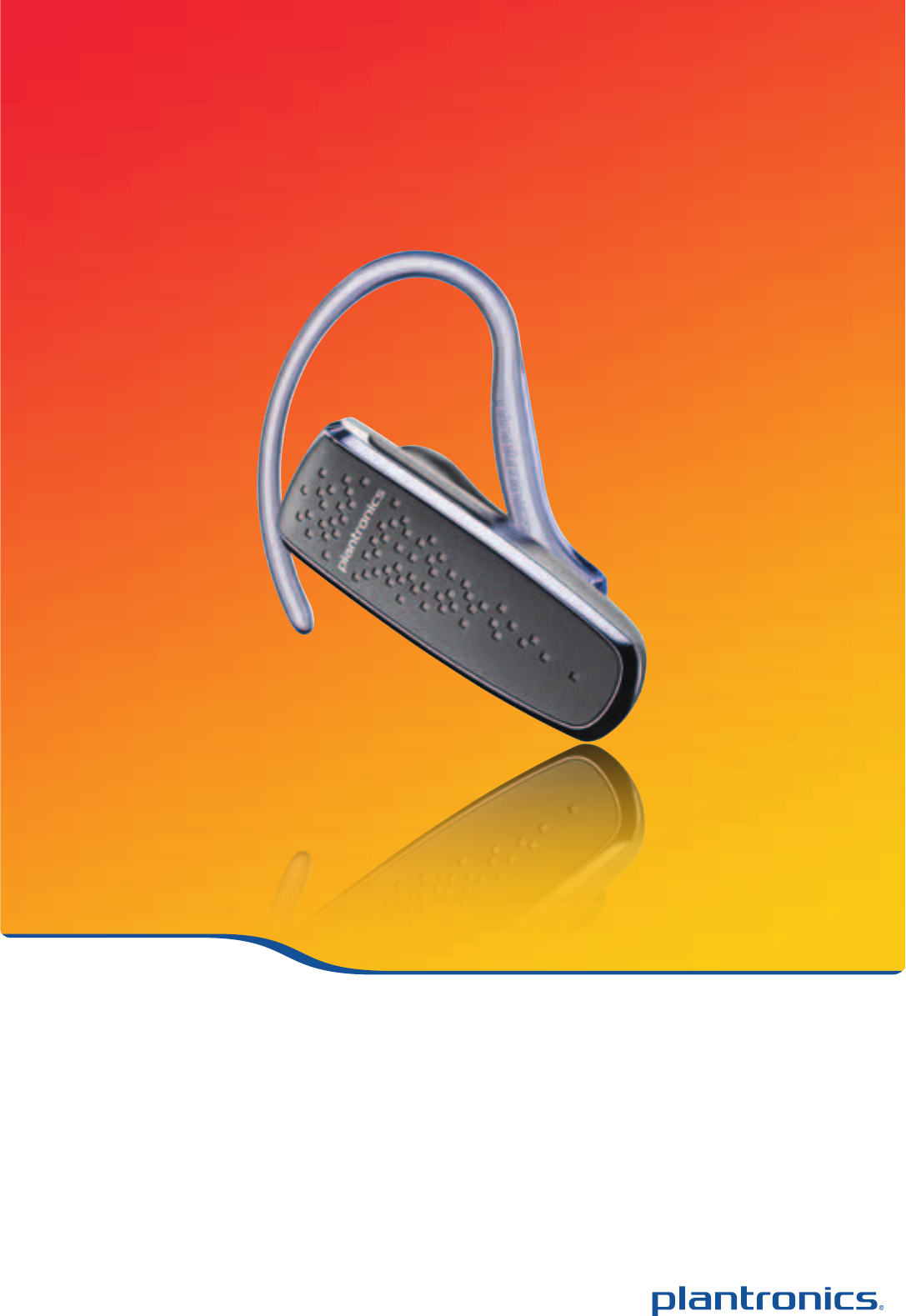 Plantronics M50 Bluetooth Headset Product Sheet