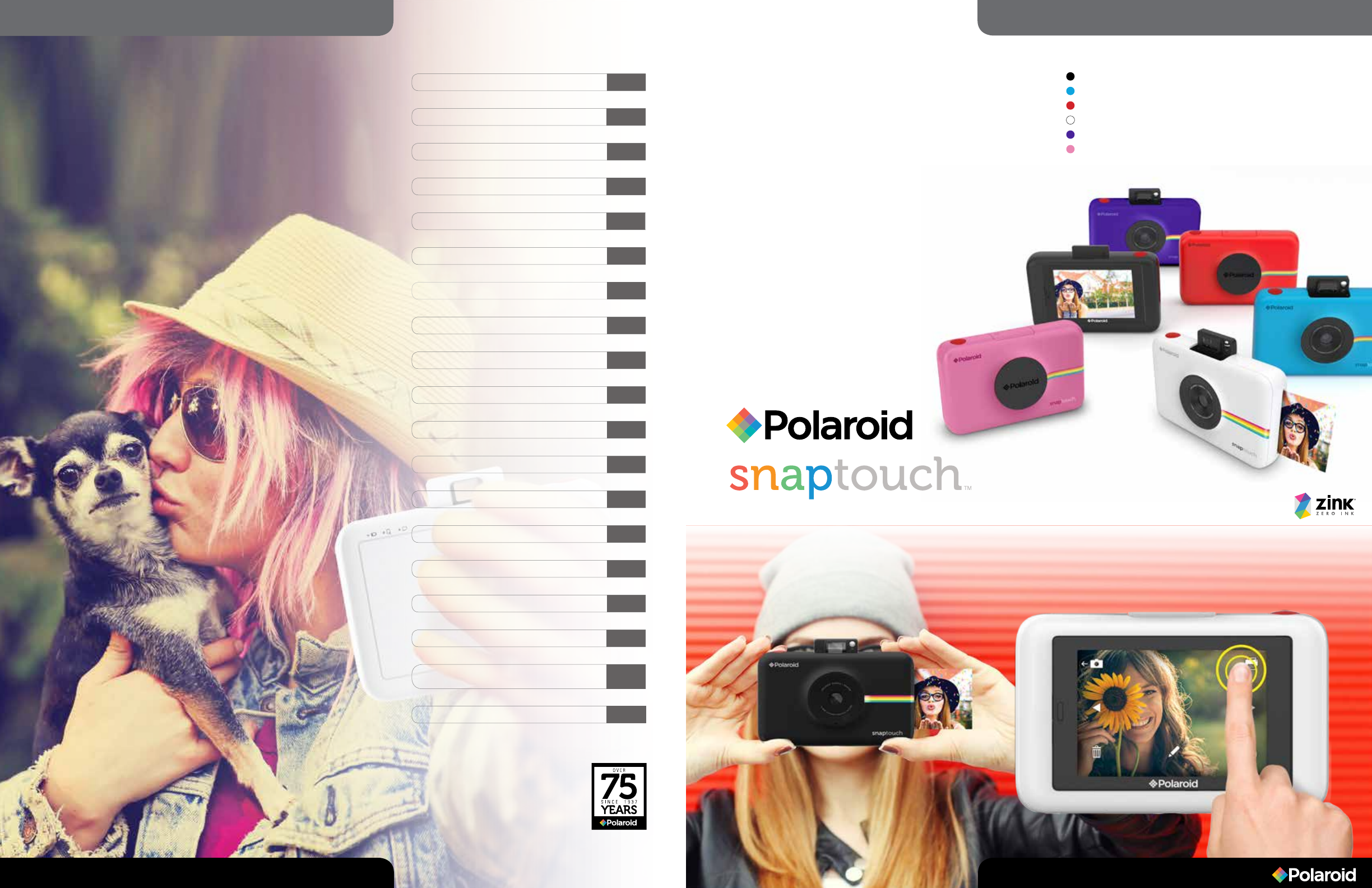 Polaroid 300 Instant Film Camera Polpic300bk Katalog Kernel L Bracket Flash Light Adjustable Holder Mount For Dslr 32