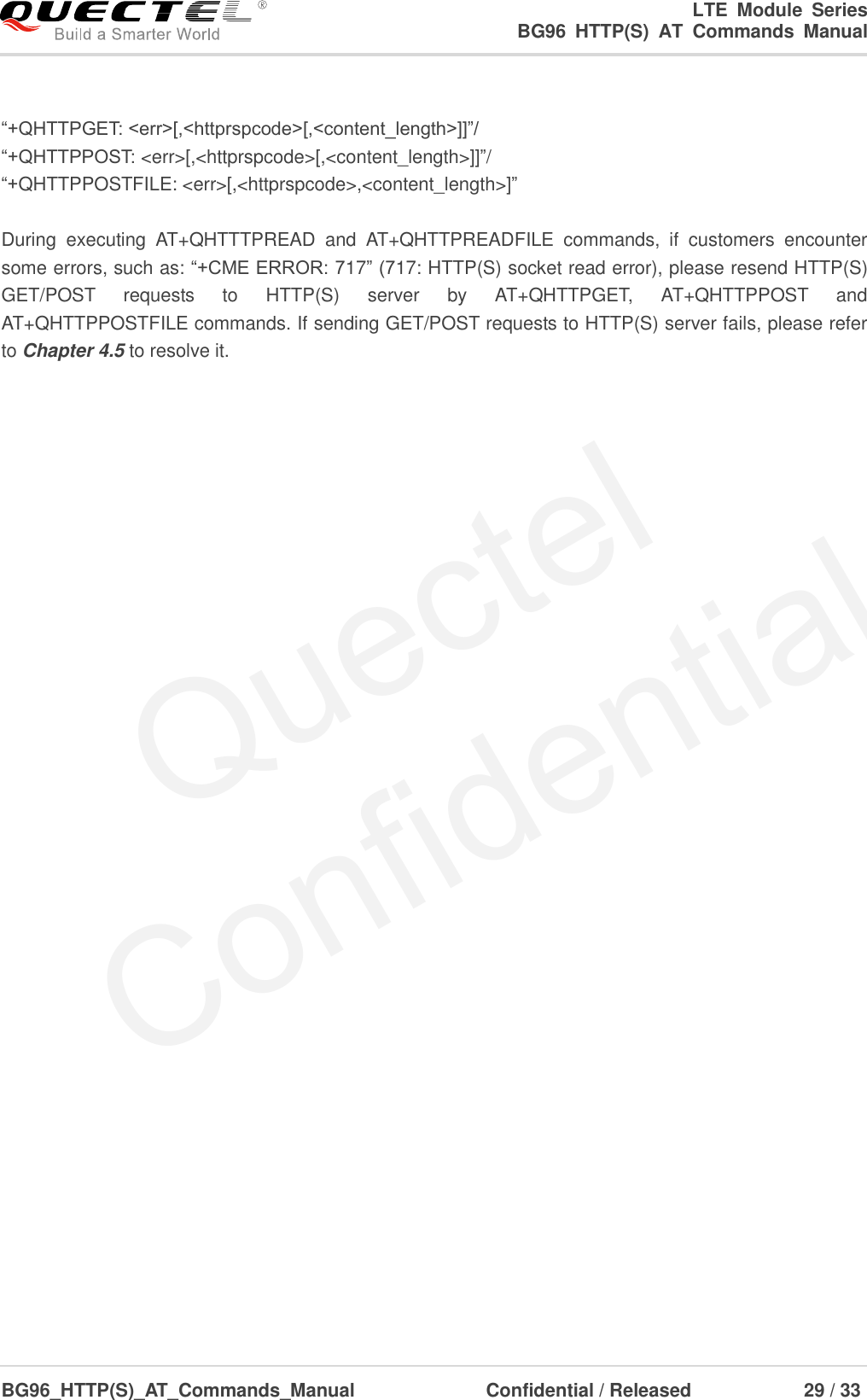 Quectel BG96 AT Commands Manual V1 0