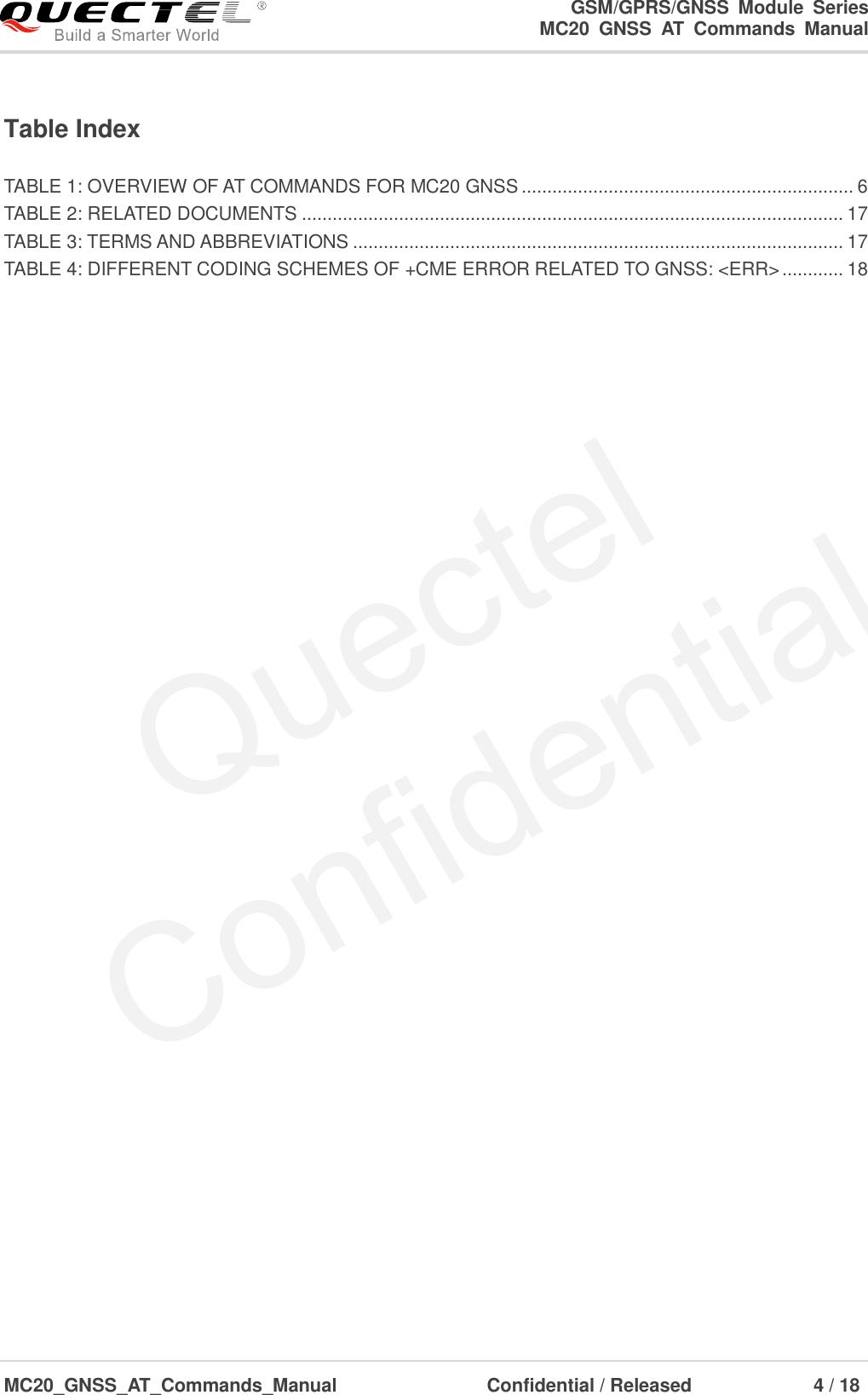Quectel Mc20