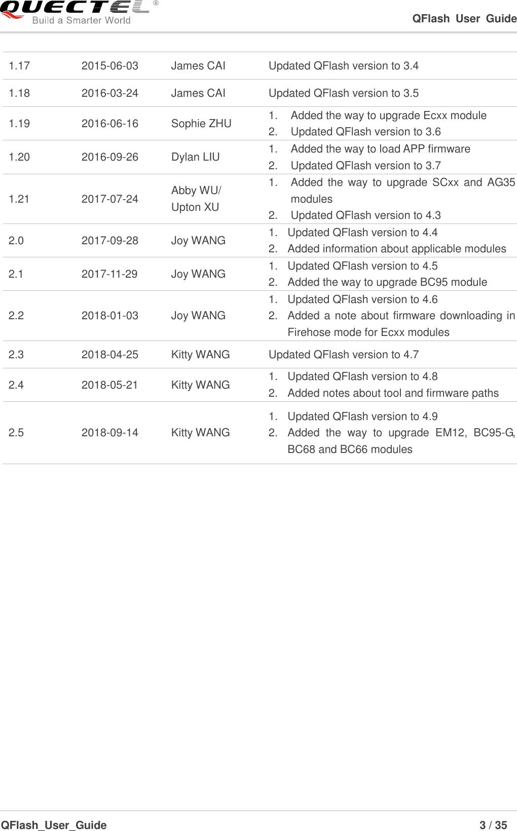 Quectel QFlash User Guide V2 5