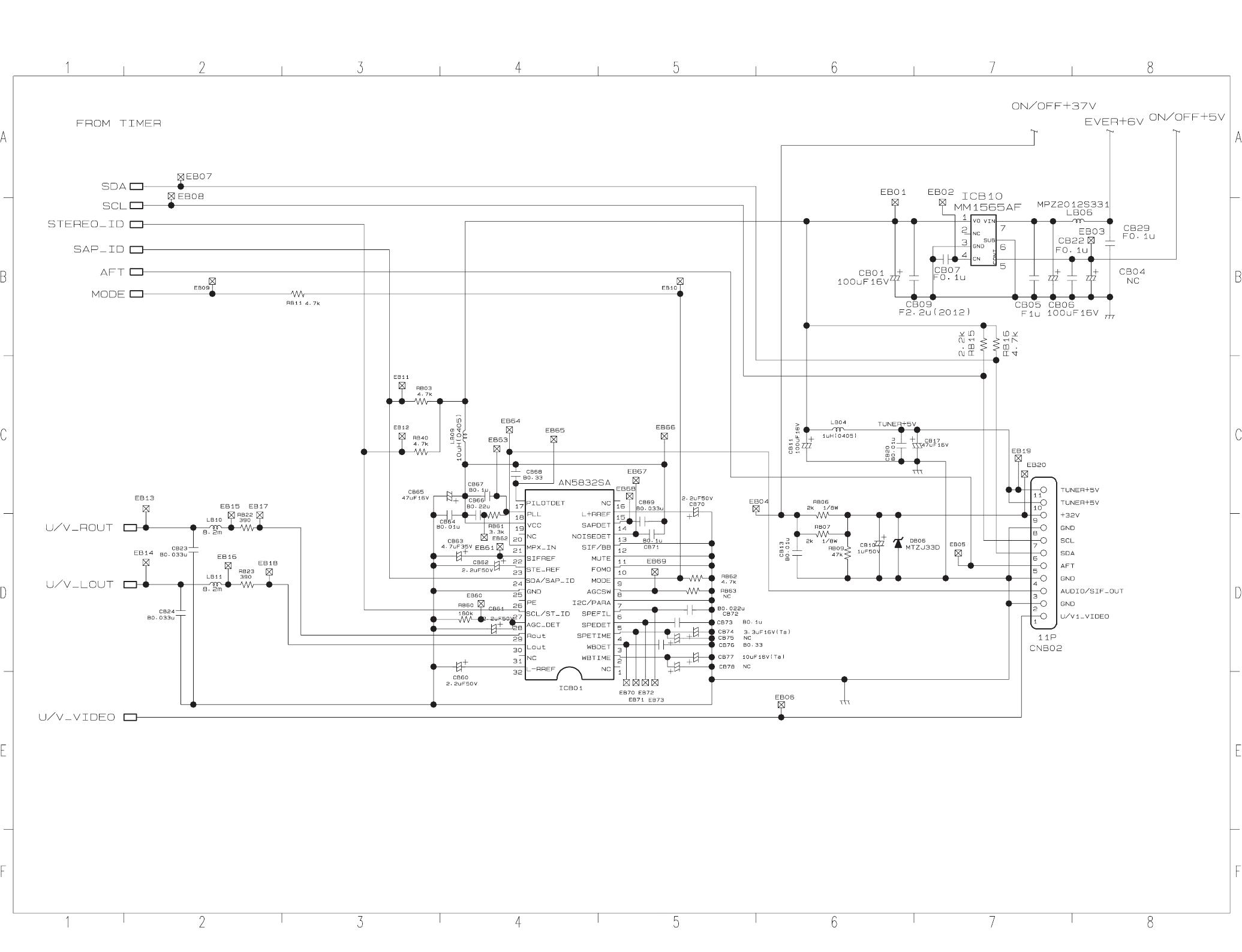 Rdxs35su Circuit Diagram Nc Mother