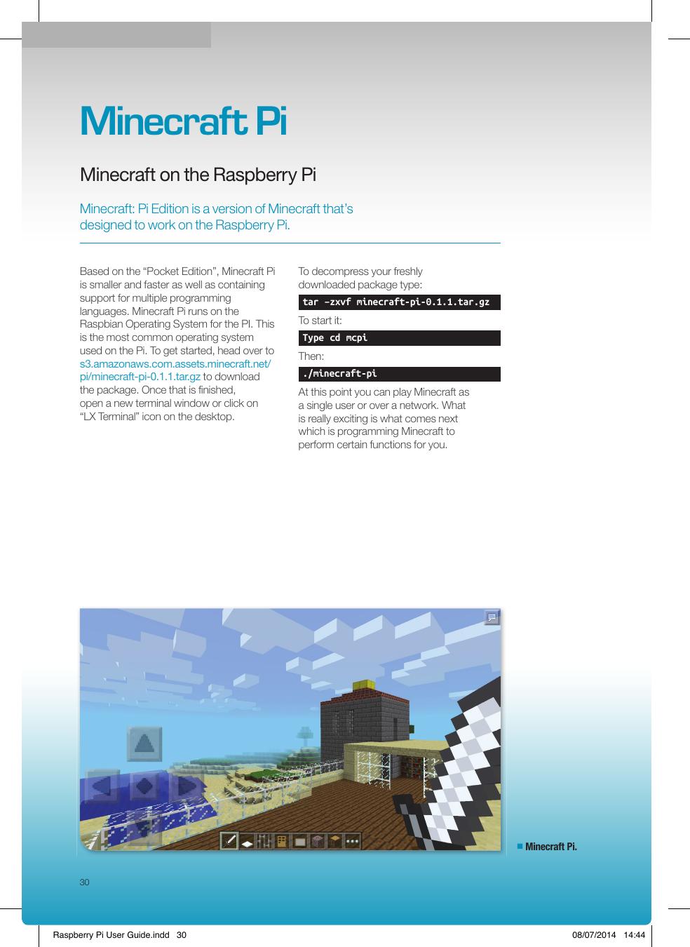 Raspberry Pi User Guide B+ Manual (English)