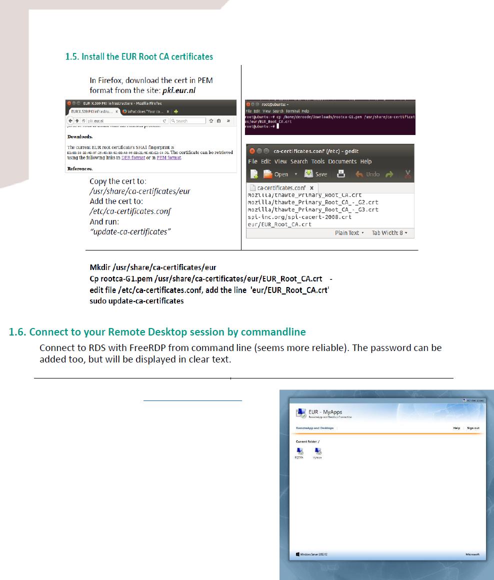 Remote Desktop Guide