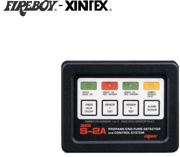XINTEX PROPANE GASOLINE AND CNG DETECTION SENSOR