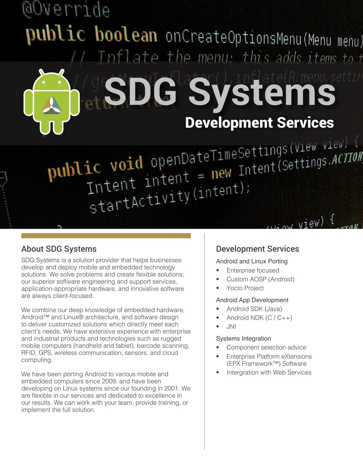 SDG_Development_Services_1 2 SDG Development Services 1 2