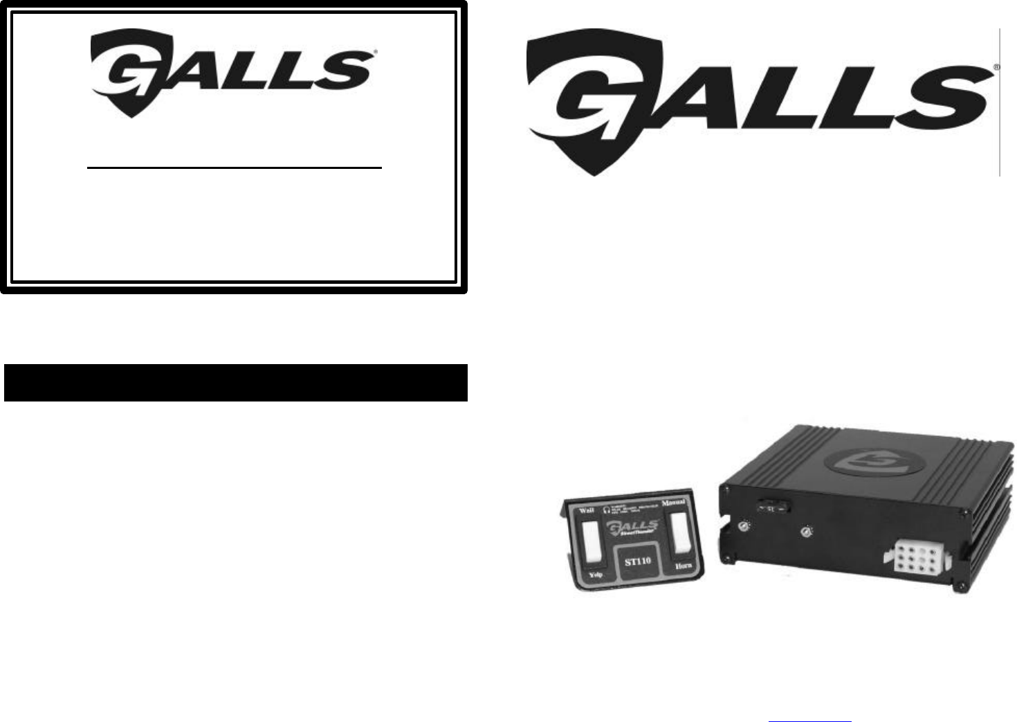 Galls Remote Siren Wiring Diagram