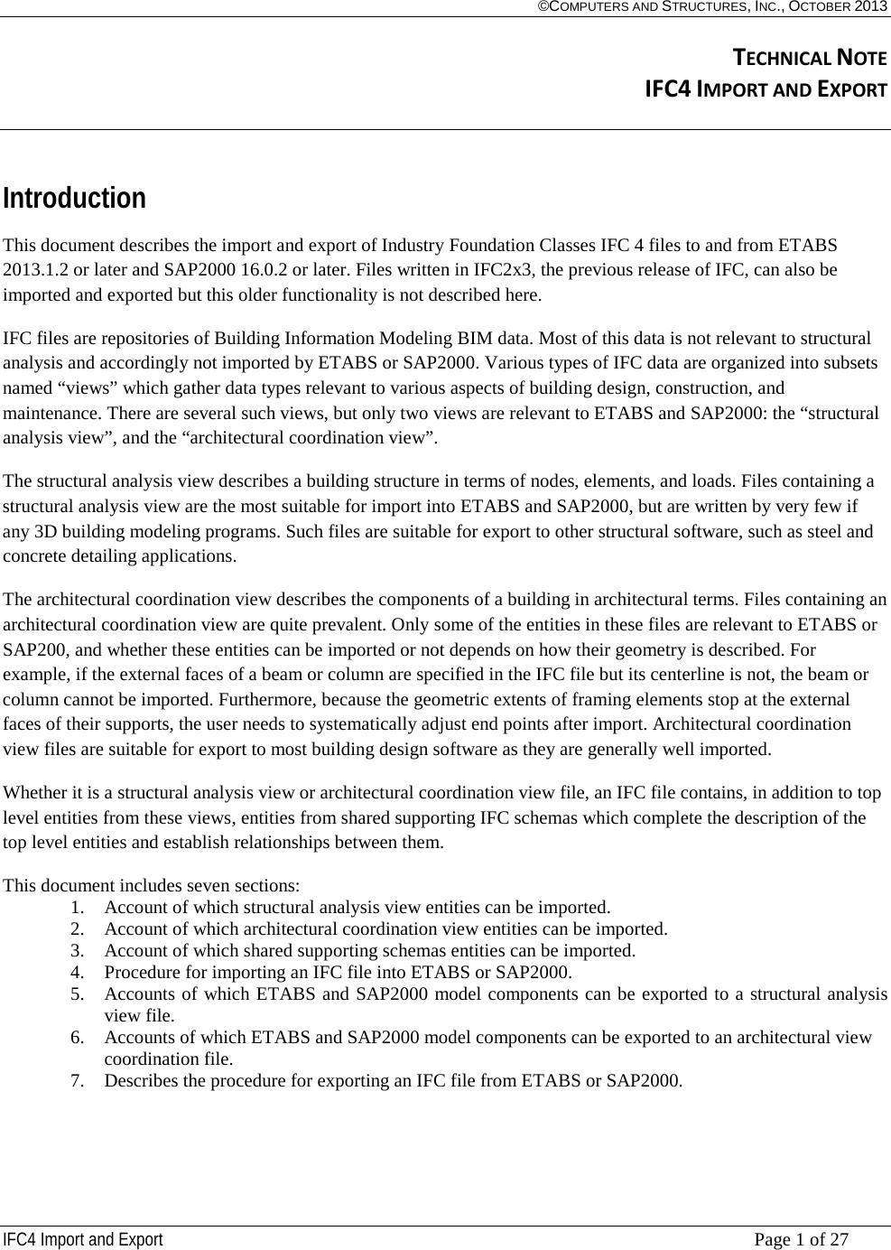 CSiXRevit Manual S TN IFC 001