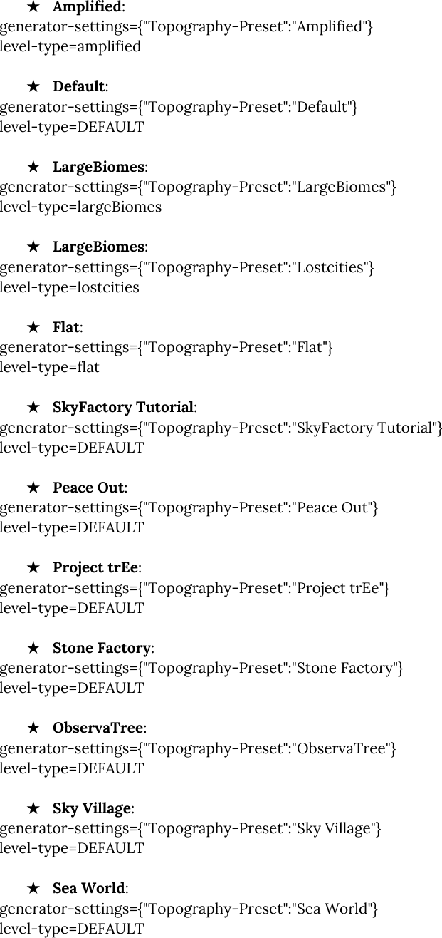 Sky Factory 4 Multiplayer Instructions