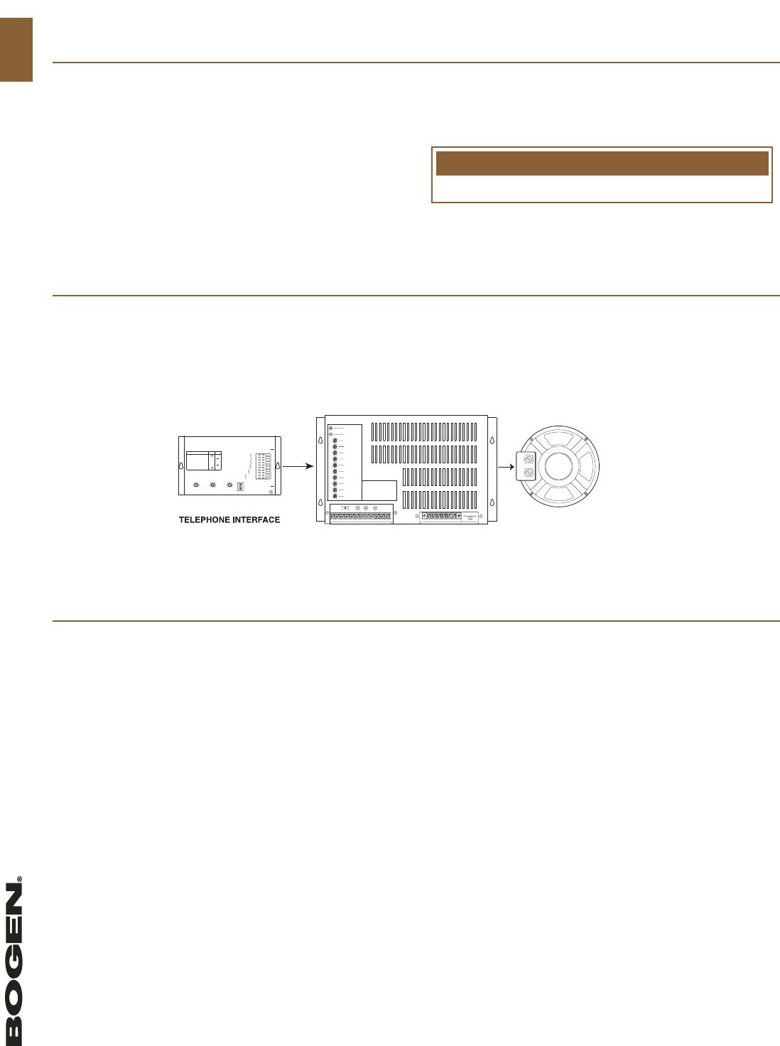 Bogen Speaker Wiring Diagram from usermanual.wiki