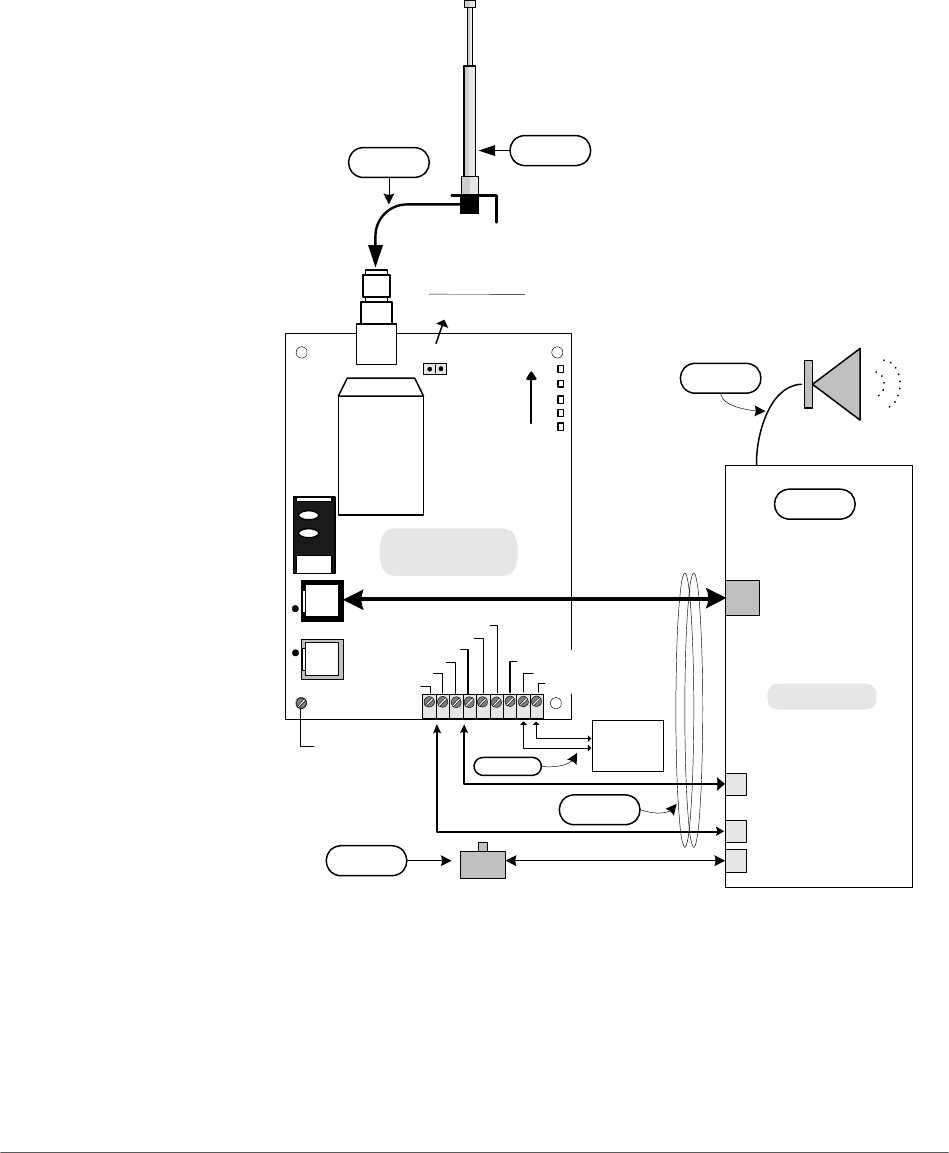 Contemporary Rj31x Wiring Diagram To Alarm System Adornment