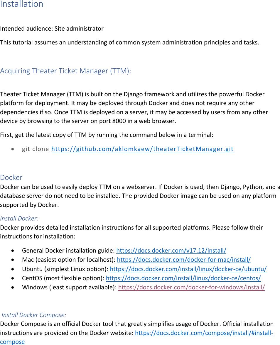DOCKER COMPOSE INSTALL GITHUB - Who Needs GitHub? Run GitLab